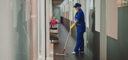 Профессиональная уборка помещений и стоимость услуг