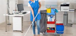 Качественная уборка офиса – залог процветания бизнеса