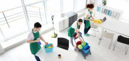 Удобство для всех: уборка квартир, домов, офисов