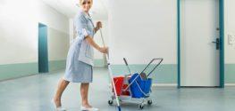 Преимущества клининговых услуг уборки офисов