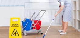 Профессиональная уборка помещений в детском саду