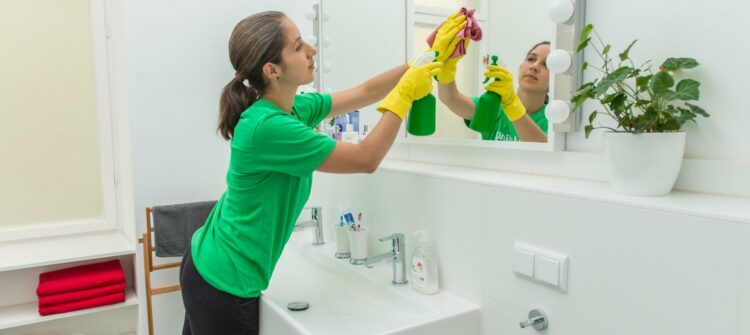 Когда необходим план уборки помещения?