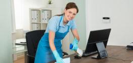 Эффективная клининговая уборка офисов в СПб