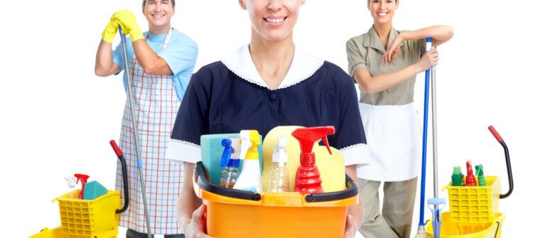 Зачем нужен профессиональный клининг офисов?