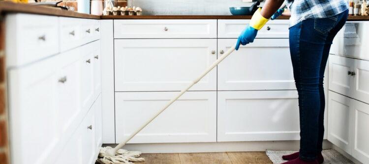 Как выполняется правильная генеральная уборка квартиры?