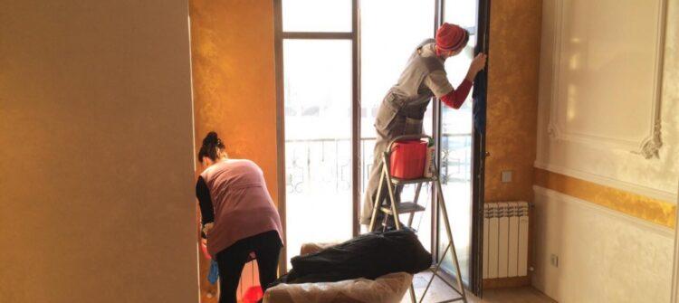 Профессиональный клининг после ремонта или строительства