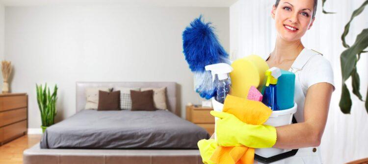 Быстрая профессиональная уборка квартиры: основные выгоды