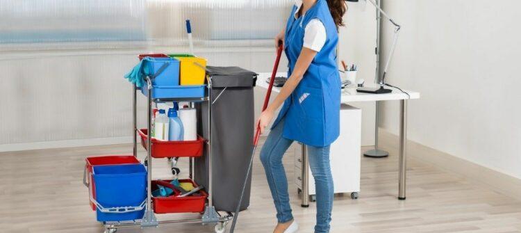 Что дает профессиональная уборка производственных помещений?