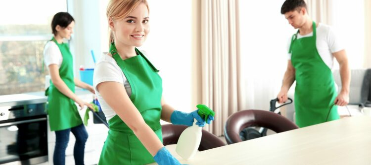 Зачем нужна уборка квартир, домов после сдачи в аренду?