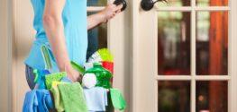 Профессиональная генеральная уборка квартиры: необходимый инвентарь