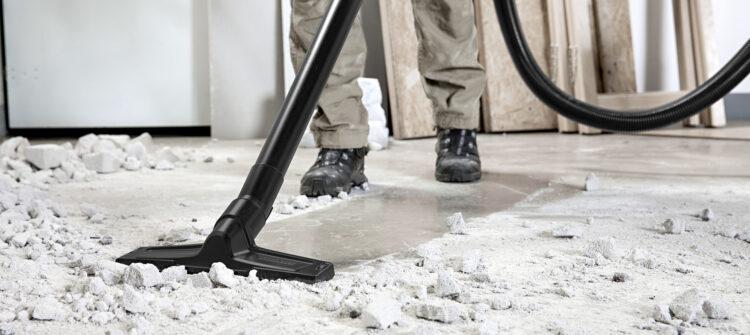 Как сделать уборку в квартире после ремонта?